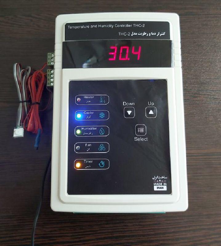 دستگاه کنترلر دما و رطوبت