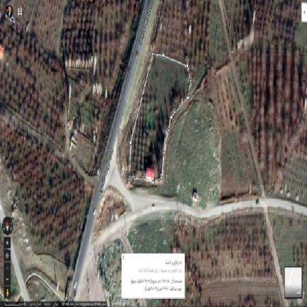 فروش باغچه 5600 متر بهترین نقطه جاده بالانج ارومیه
