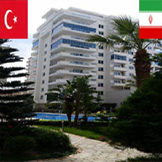 فروش آپارتمان 140 متر آلانیا منطقه محمودلار