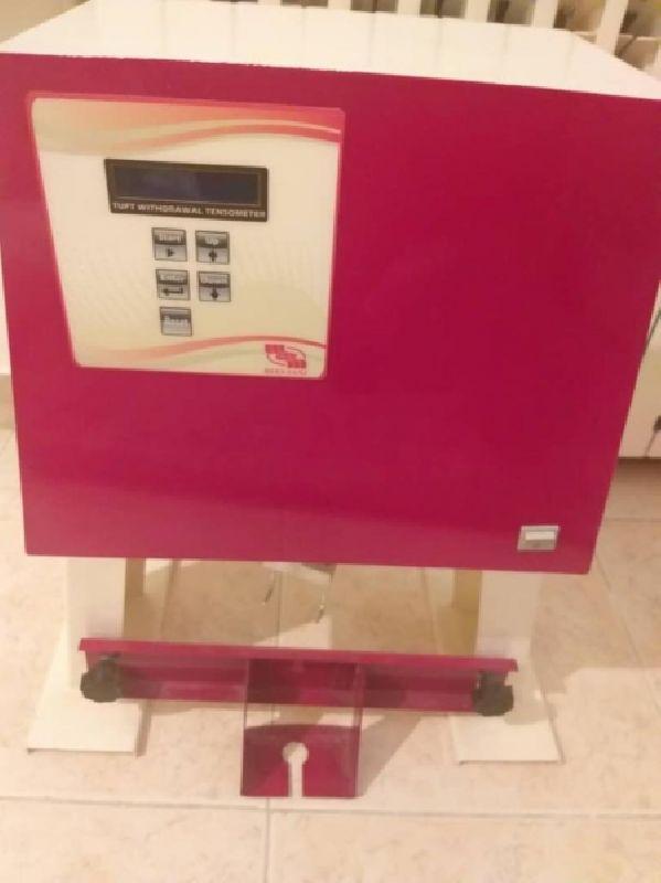 فروش دستگاههای کنترل کیفیت وتست محصولات نساجی