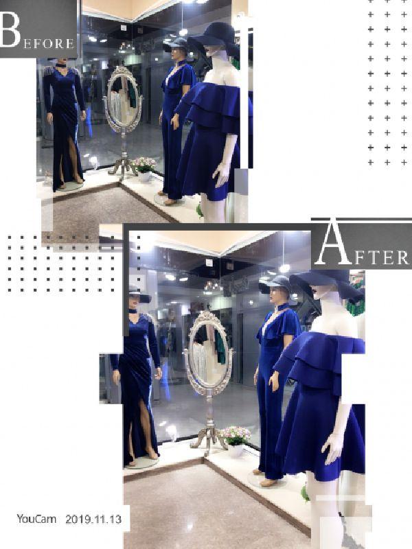 فروشگاه لباس مجلسی تنوعی از شیک ترین لباسهای شب و مجلسی در ارومیه