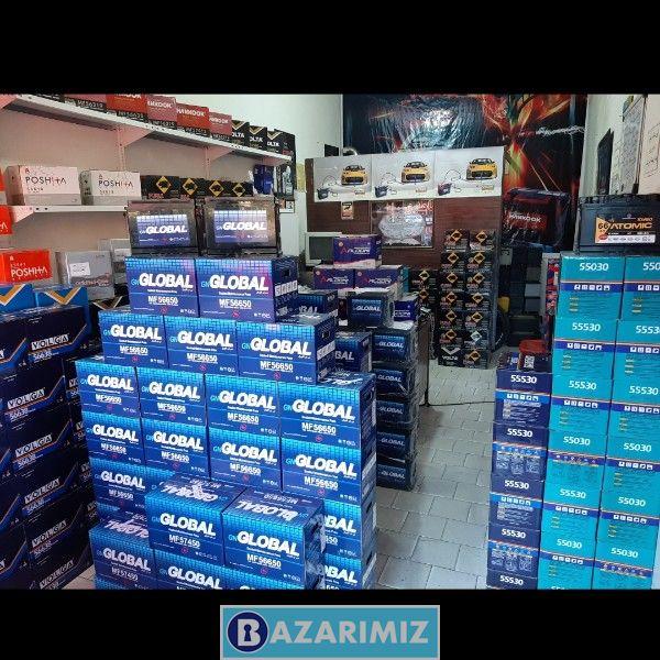 فروشگاه پخش باطری بابک در ارومیه