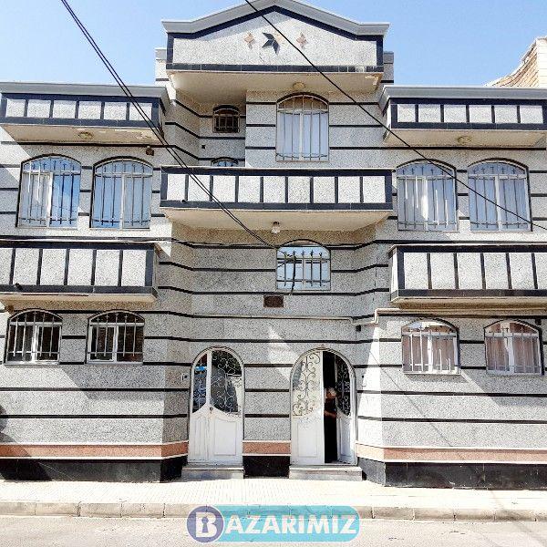 فروش ساختمان واقع در آهندوست ارومیه